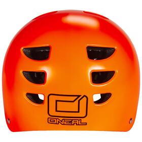ONeal Dirt Lid Fidlock ProFit Helmet matt neon red